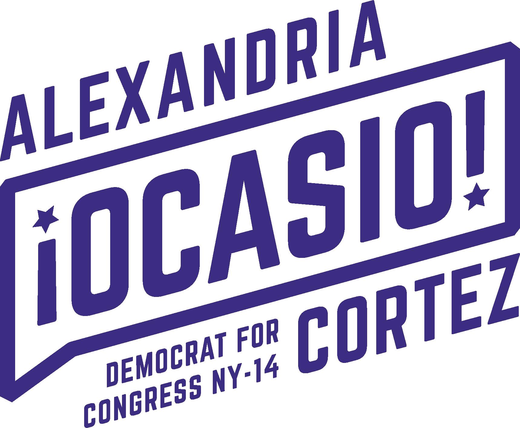 Alexandria Ocasio-Cortez for Congress